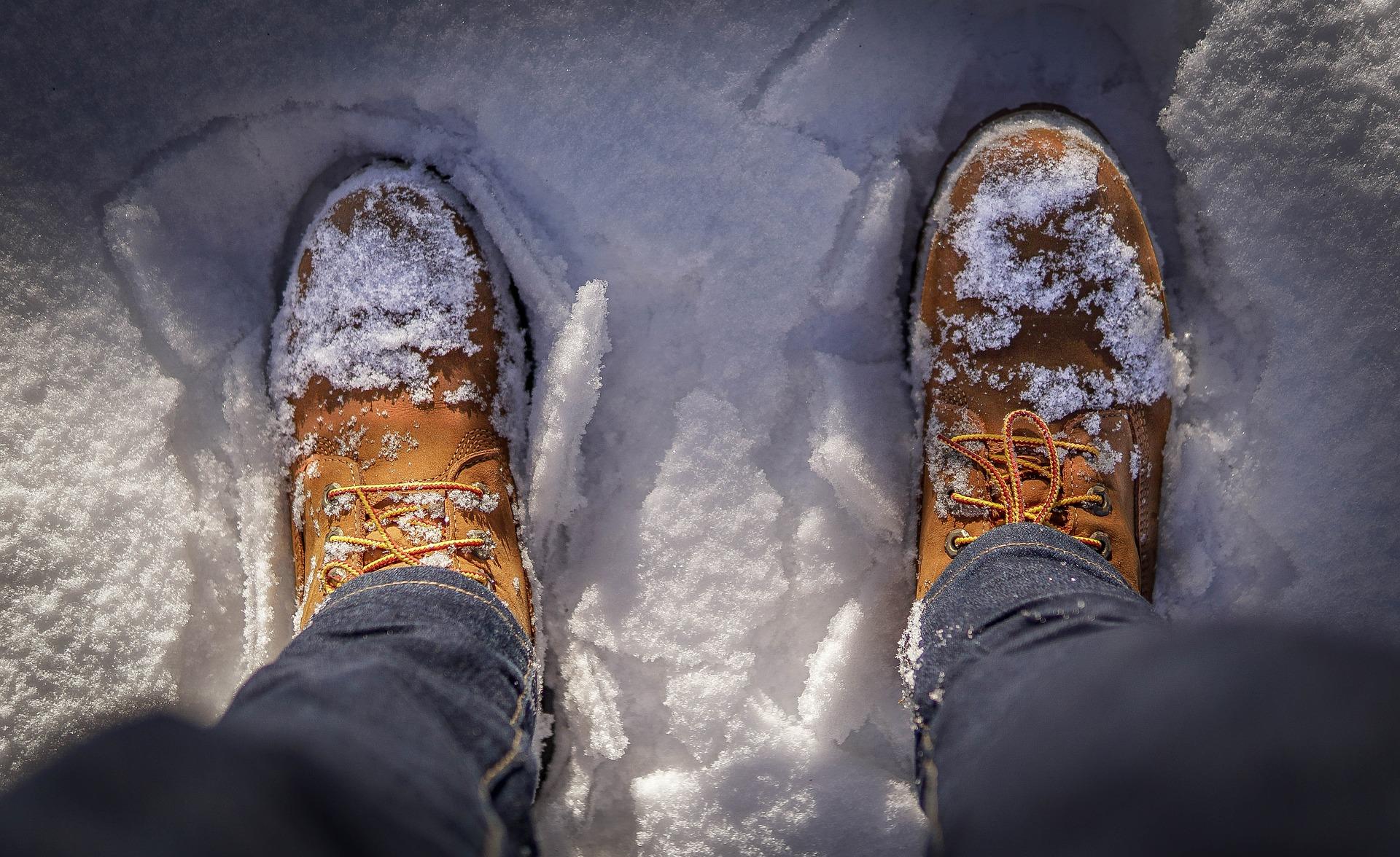 Zimowe buty dla nastolatków